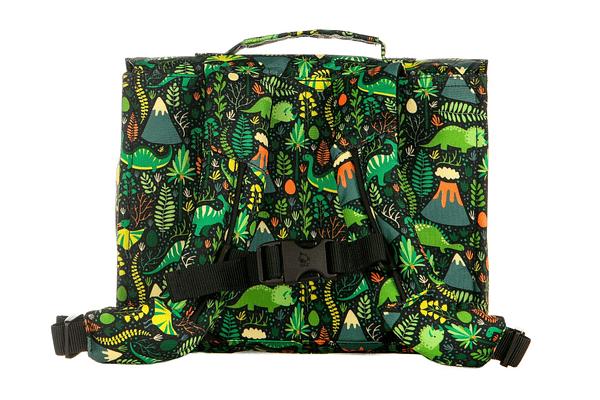 Tula backpack hot lava